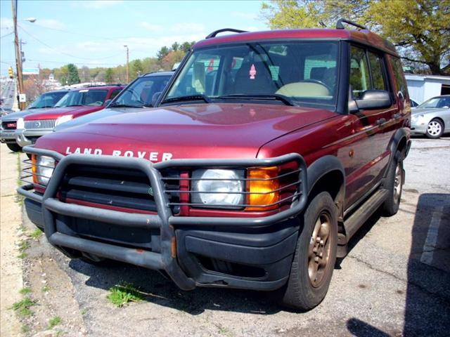 2000 Land Rover Discovery II SLE - 4x4 Sunroof Boards At Redbank
