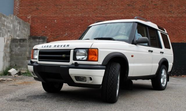 2000 Land Rover Discovery II K SLT 4X4