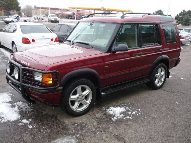2001 land rover discovery ii 4wd 1500 4x4 suv details colorado springs co 80905. Black Bedroom Furniture Sets. Home Design Ideas