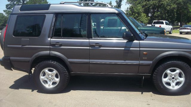 2001 Land Rover Discovery II 4WD 1500 4x4 SUV