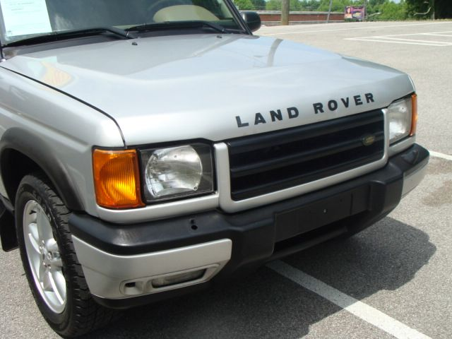 2002 Land Rover Discovery II 4WD 1500 4x4 SUV
