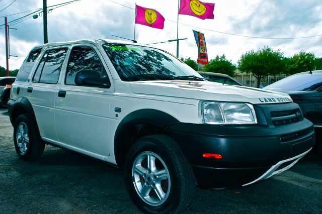 2002 Land Rover Freelander XR