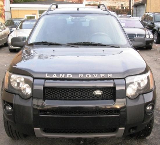 2005 Land Rover Freelander SE