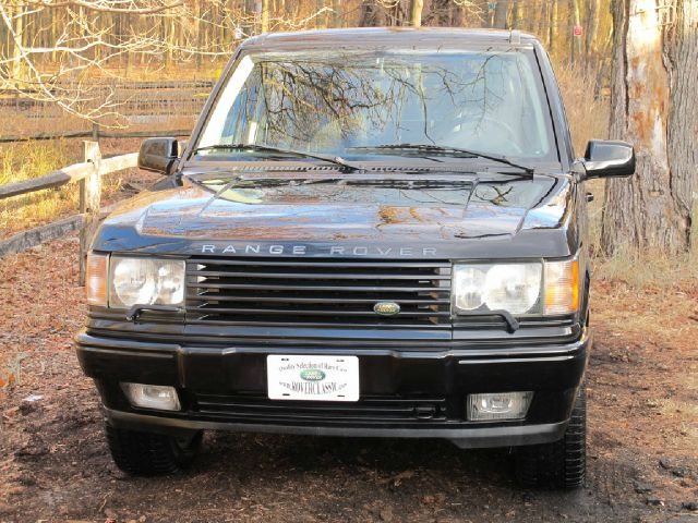 2002 Land Rover Range Rover CXL Van