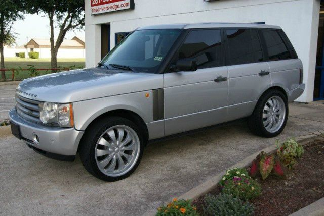 2003 Land Rover Range Rover Talladega 5