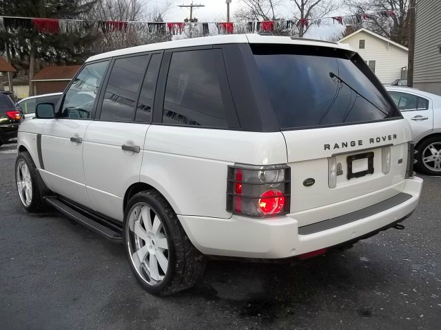 2006 Land Rover Range Rover 3.6lall Wheel Drive