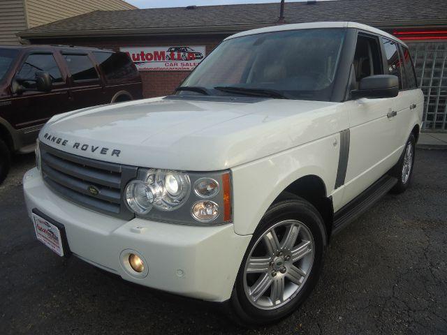 2006 Land Rover Range Rover Dynaride