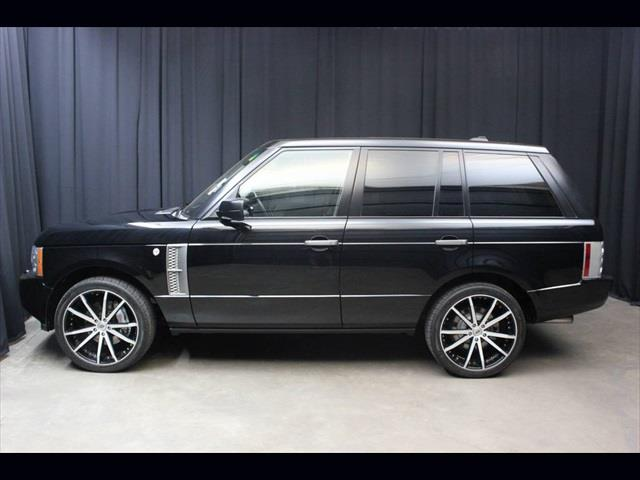 2007 Land Rover Range Rover X