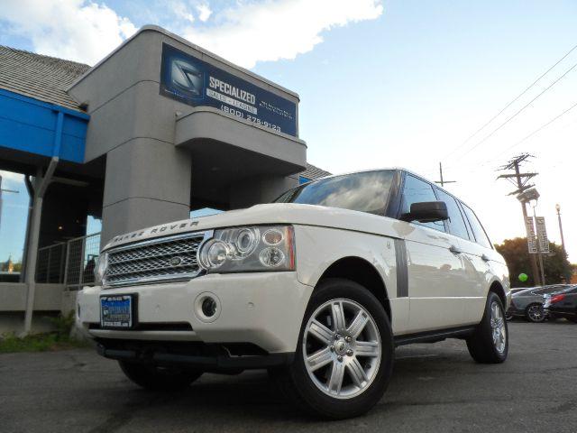 2008 Land Rover Range Rover Futura