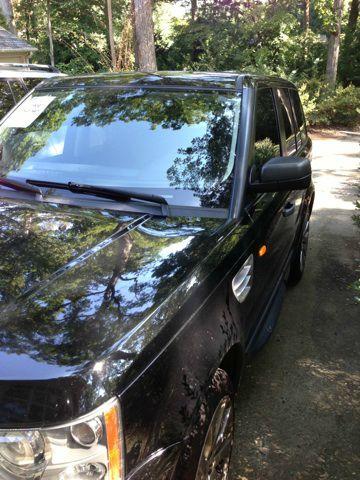 2006 Land Rover Range Rover Sport X