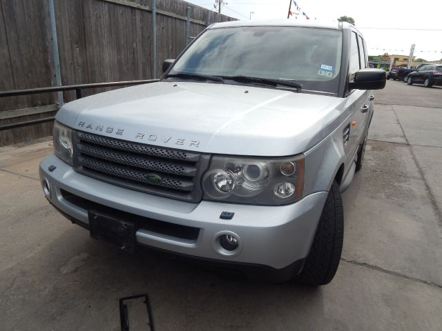 2006 Land Rover Range Rover Sport Extended Cab S