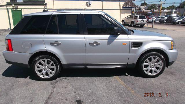 2006 Land Rover Range Rover Sport Talladega 5