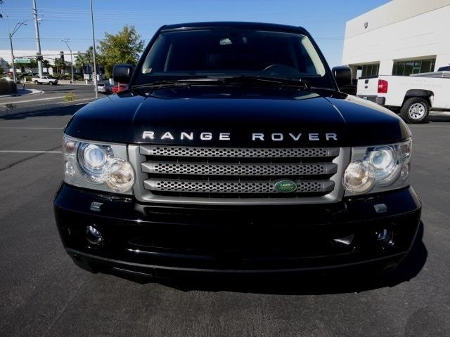 Used Land Rover Range Rover Sport For Sale In Las Vegas >> 2007 Land Rover Range Rover Sport Talladega 5 Details. Las ...