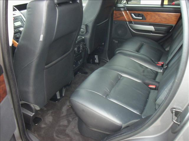 2008 Land Rover Range Rover Sport Talladega 5