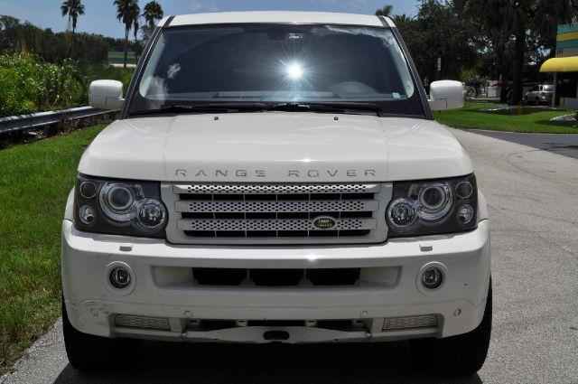 2008 Land Rover Range Rover Sport Futura