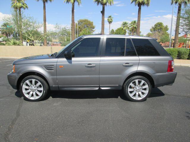 2008 Land Rover Range Rover Sport X