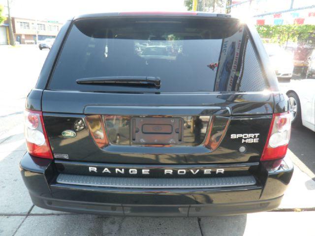 2009 Land Rover Range Rover Sport Xlt4dr4x4