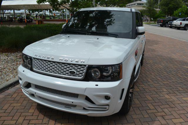 2013 Land Rover Range Rover Sport X