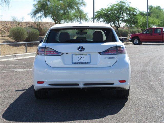 2012 Lexus CT 200h SCAB XLT 4WD LONG BOX
