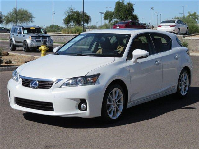 2012 Lexus CT 200h SCAB XLT 4WD LONG BOX