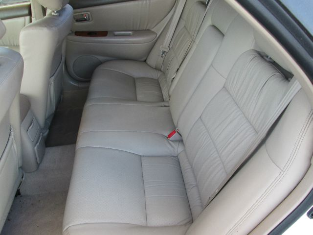 2001 Lexus ES 300 3.5tl W/tech Pkg