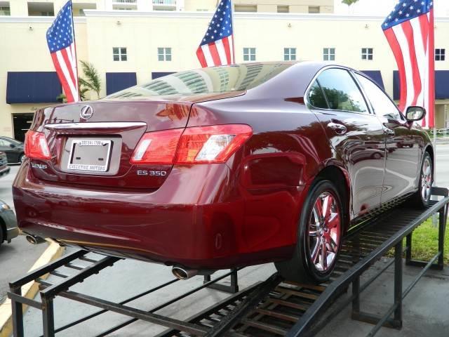 2008 Lexus ES 350 2dr Conv Standard