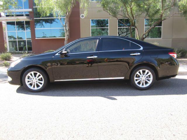 2010 Lexus ES 350 3.5tl W/tech Pkg