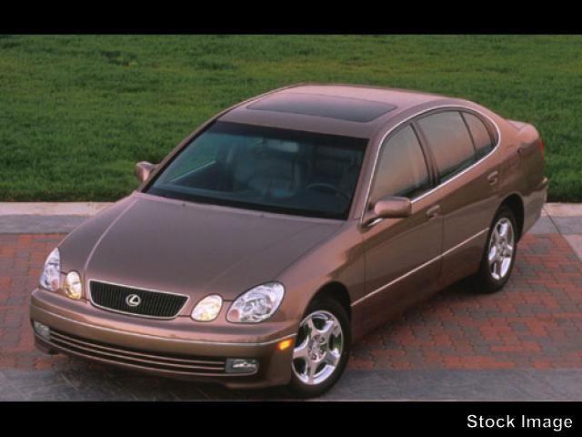 1998 Lexus GS 300 L.T. 4-w.d. 5.3L