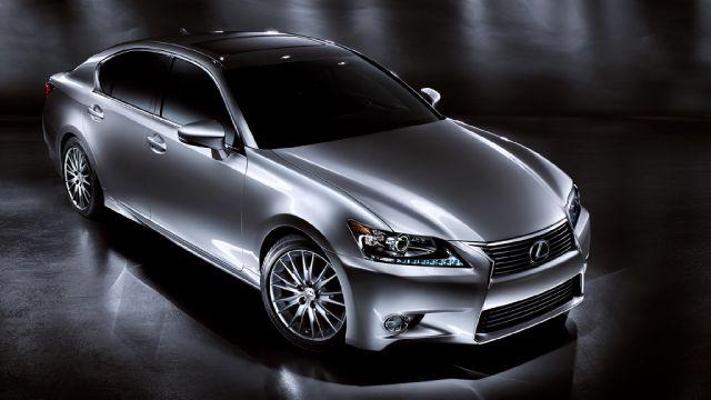 2013 Lexus GS 350 4dr 2.5L Turbo