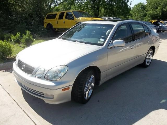 2001 Lexus GS 430 TSi Laredo, 4X4