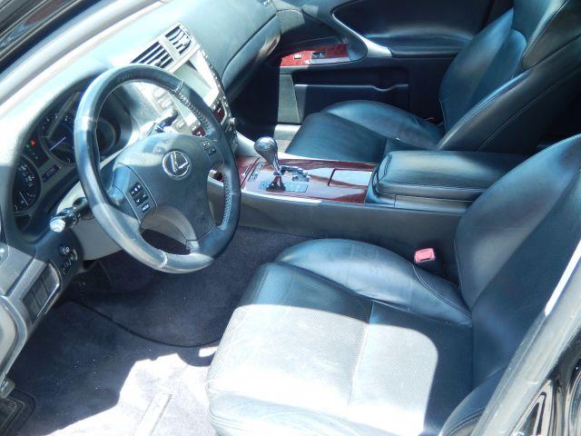 2007 Lexus IS 250 Super Dutypowerstroke 4x4