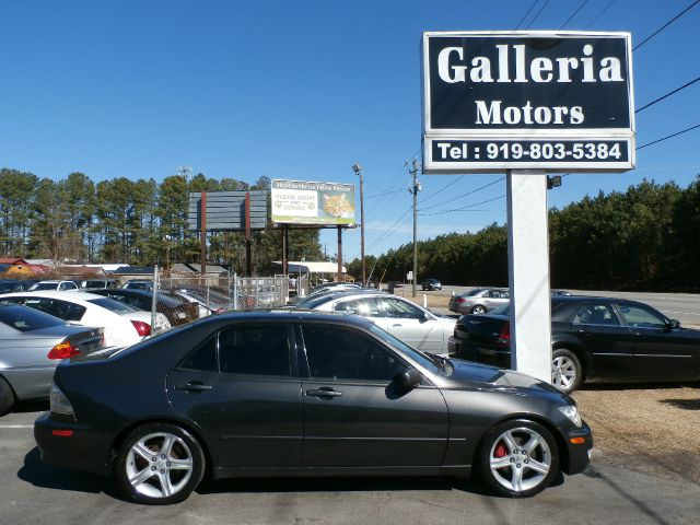 2001 Lexus Is 300 Premium Details Raleigh Nc 27604