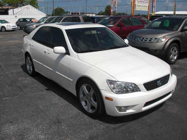 2002 Lexus IS 300 GL Manual W/siab