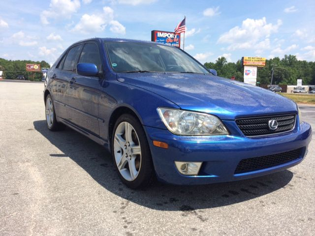 2002 Lexus IS 300 GL Manual W/siab