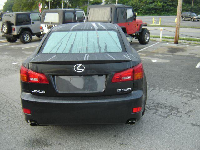 2006 Lexus IS 350 4dr S Manual