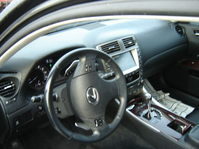 2006 Lexus IS 350 4dr S Manual