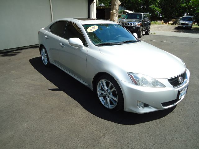 2006 Lexus IS 350 GL Manual W/siab