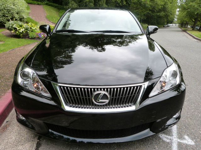 2010 Lexus IS 350 GL Manual W/siab