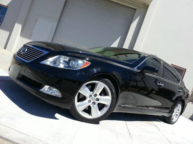 2007 lexus ls460l l luxury sedan details burlingame ca 94401. Black Bedroom Furniture Sets. Home Design Ideas