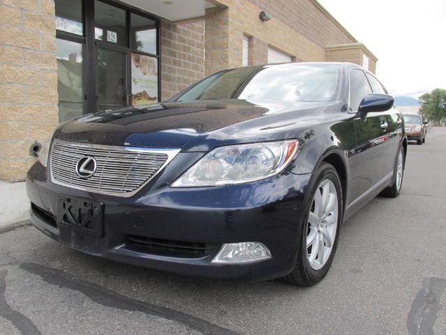 2007 Lexus LS 460 GL Manual W/siab