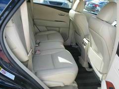 2010 Lexus RX 350 Slk55 AMG