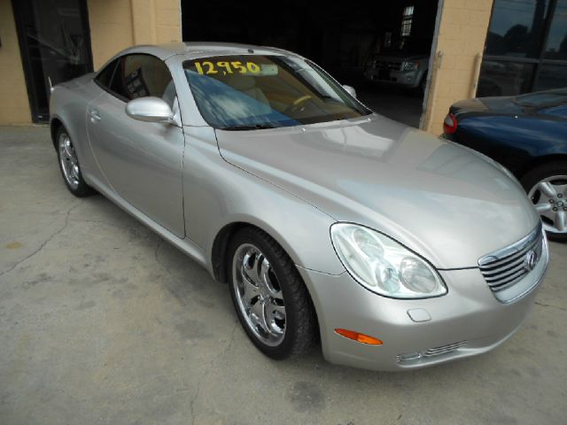 2002 lexus sc 430 1 8t quattro details arlington tx 76012 for Barclay motors arlington tx