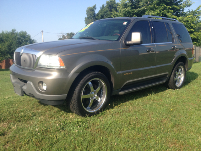 2004 Lincoln Aviator GLS PZEV