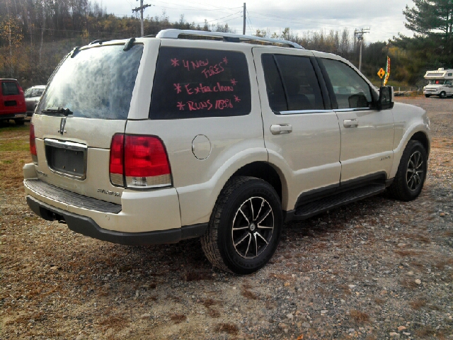 2005 lincoln aviator gls pzev details allenstown nh 03275. Black Bedroom Furniture Sets. Home Design Ideas