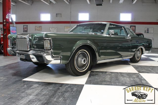 1968 Lincoln Continental 1500 LT 4WD