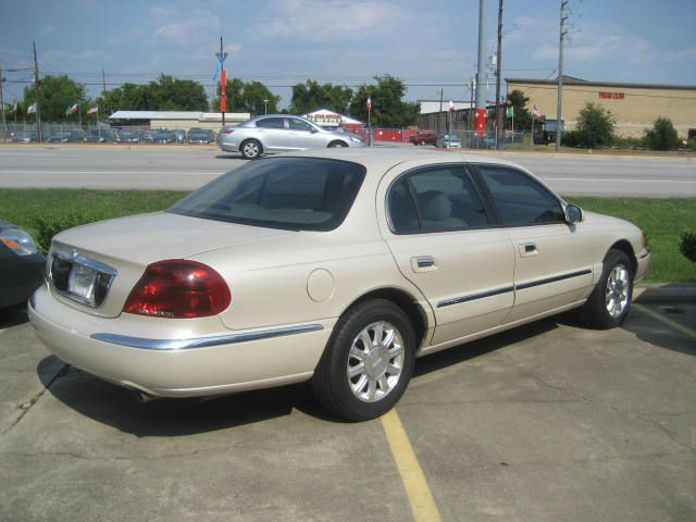 2002 Lincoln Continental Unknown