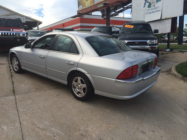 2000 Lincoln Ls Details Osage Beach Mo 65065