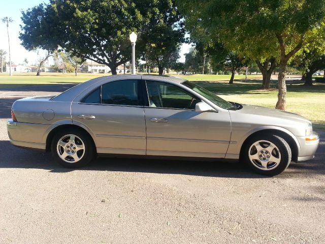2000 Lincoln LS SE-R