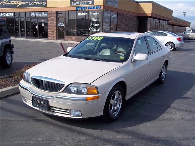used lincoln ls v8 chrome wheels 2000 details buy used