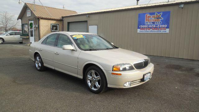 2001 Lincoln LS 2.0T Quattro S-line